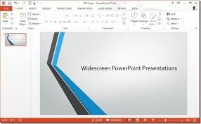 New Templates For Powerpoint Presentation | you can now make amazing widescreen presentations using powerpoint 2013
