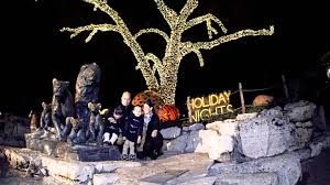 when do the zoo lights start zoo lights holiday nights at your san antonio zoo youtube
