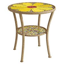 Pier One Bistro Table Cute And Colorful Garden Furniture By Pier 1