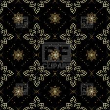 seamless wallpaper with rhombus elements and ornaments vector