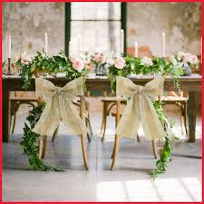 burlap chair sashes rustic shabby chic wedding decor 215950 100pcs pack burlap chair