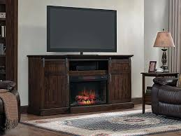 Entertainment Center With Electric Fireplace Oak Entertainment Center With Fireplace Cabaret Electric Fireplace