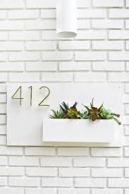 Hanging A Flag Vertically Creative Ways To Craft And Display Your Diy House Number Signs