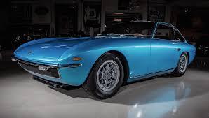 rare lamborghini 1968 lamborghini islero jay leno u0027s garage digital trends