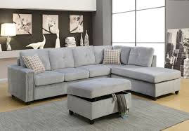 Sectional Sofa With Storage Gray Sectional Sofa