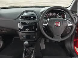 Grande Punto Interior Fiat Punto 2012 Pictures Information U0026 Specs