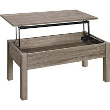 coffee table that raises up mainstays lift top coffee table multiple colors walmart com