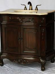 34 Inch Bathroom Vanity with 34