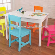 adjustable height kids table durable adjustable height kids tables and chairs set furniture buy