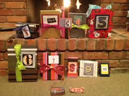 12 days christmas gift ideas for boyfriend christmas