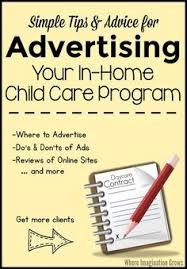 inauguration advertisement sample preschool advertising ideas daycare advertisements u0026 flyers for