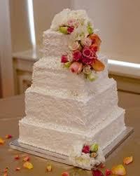 wedding cake no fondant ivory and chagne buttercream wedding cake with fondant lace and