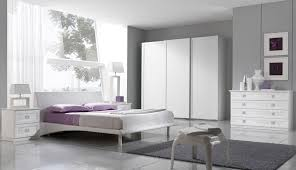 Bedroom Design Purple And Grey Custom 50 Purple And Grey Bedroom Decorating Ideas Design