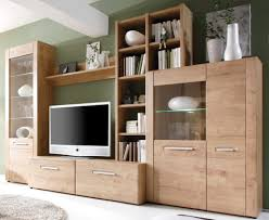 schrankwand dekorieren wohnzimmer ideen moderne wohnwand l johncalle