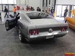 1969 mustang rear sema 2015 1969 ford mustang by goolsby customs genho