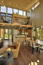 House Design With Windows Beautiful Lakefront House With Large Windows Surrounded By