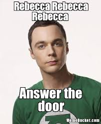 Rebecca Meme Images - rebecca rebecca rebecca create your own meme