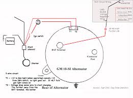 wiring diagram gm alternator u2013 readingrat net