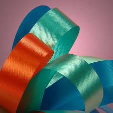 plastic ribbon what is the poly ribbon