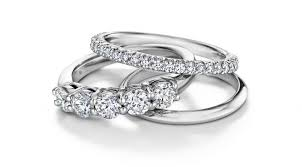 Difference Between Engagement Ring And Wedding Ring by Wedding Rings Wedding Rings With A Difference Wedding Rings Vs