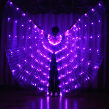 glow lights purple led glow lights wings belly buy now