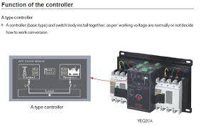 400a yeq2c circuit breaker type ats auto transfer switch buy