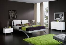 bedroom red paint modern black furniture excerpt and white loversiq