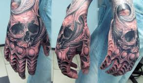 cool skull on for tattoos for skulls