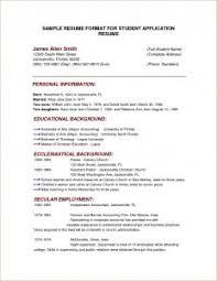 examples of resumes 89 breathtaking good resume samples best