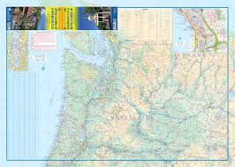 Washington State Topographic Map by Maps For Travel City Maps Road Maps Guides Globes Topographic
