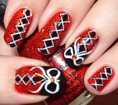 50 most stylish corset nail art designs