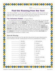 best 25 context clues activity ideas on pinterest 5th grade