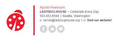 17 great minimalist email signature designs email signature rescue