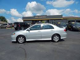 toyota corolla s 2005 for sale toyota corolla for sale in cincinnati oh carsforsale com