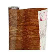 contact paper amazon com ultra honey oak adhesive contact paper multipurpose paper