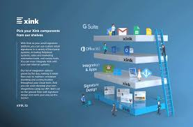 Business Email System by Benefits Of Email Signature Management By Xink