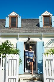 how to restore a cute old beach cottage in the bahamas house