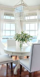 dining chairs coastal furniture dining table white beach style