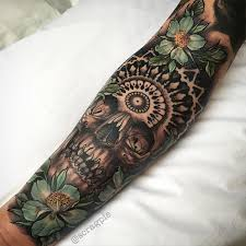 there is nothing sexier than with sleeve tattoos here are