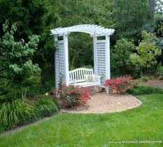 swing arbor plans garden swing arbor plans garden designs
