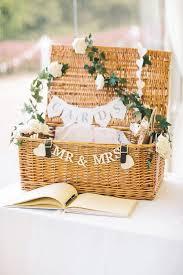 wedding gift holder wedding card design brown wicker rattan basket handicrafted