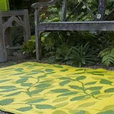Green Outdoor Rug Plastic Outdoor Rugs Recycled Patio Rug Polypropylene