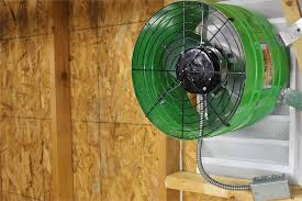 installing a gable vent fan attic fan creative air solutions