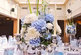 Blue Wedding Bouquets Blue Wedding Flowers Laurel Weddings