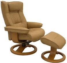 Recliner With Ottoman Fjords Regent Recliner With Ottoman