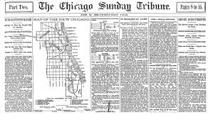 City Of Chicago Ward Map by Population U0026 Annexation