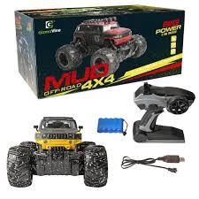 Gizmovine Rc Car Rc Dirt Bike 2 4ghz 1 16 2 Wheel Drive Rock