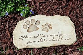 dog memorial 12 touching pet memorial stones in memory of pet tributes