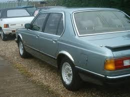 bmw 728i for sale uk bmw 728 i se for sale 1985 on car and uk c460082