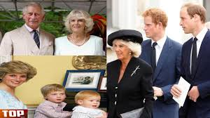 where does prince harry live prince charles told his sons prince william and prince harry he